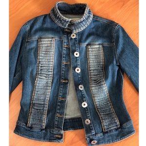 Vintage MOSCHINO JEANS Denim Jacket